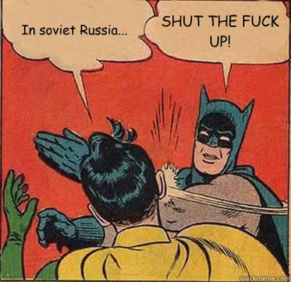 Batman Russia