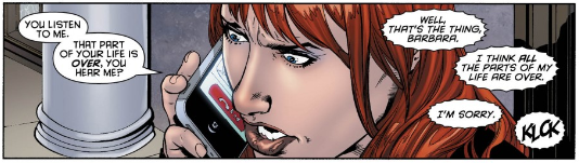 Batgirl Panel