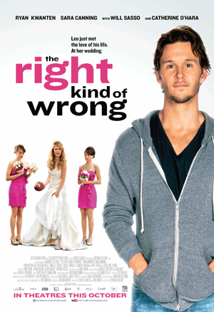 Right Kind of Wrong One Sheet