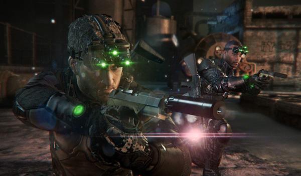 Splinter Cell Blacklist screen 131010