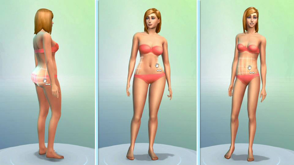 600-the-sims-character