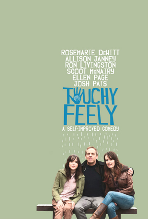 Touchy Feely - One Sheet