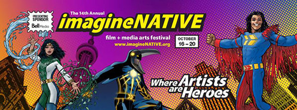 imagineNATIVE 2013 - Logo