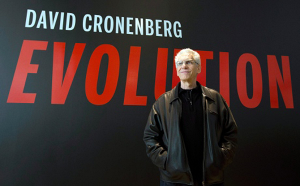 David Cronenberg Evolution