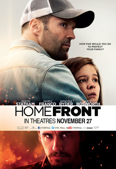 Homefront One Sheet Canada