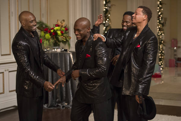 Film Title: The Best Man Holiday