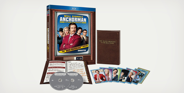 Anchorman Box Set