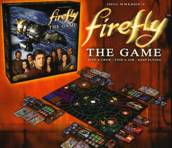Firefly The Game Board Game
