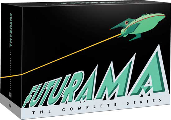 Futurama the Complete Series