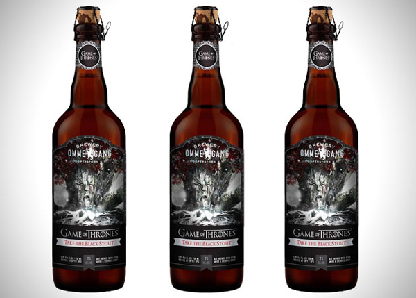 Game of Thrones Take the Black Stout