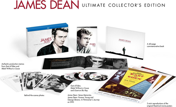 James Dean Collectors Edition