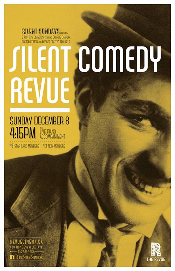 Silent Sundays Poster