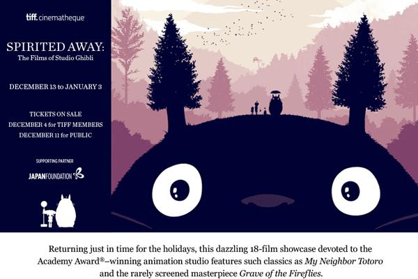 Spirited Away The Films of Studio Ghibli
