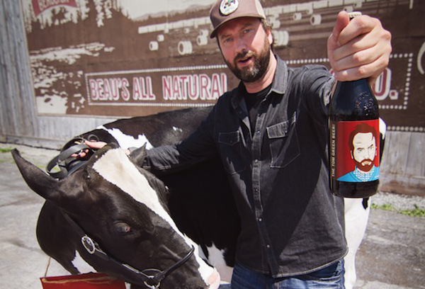 The Tom Green Beer