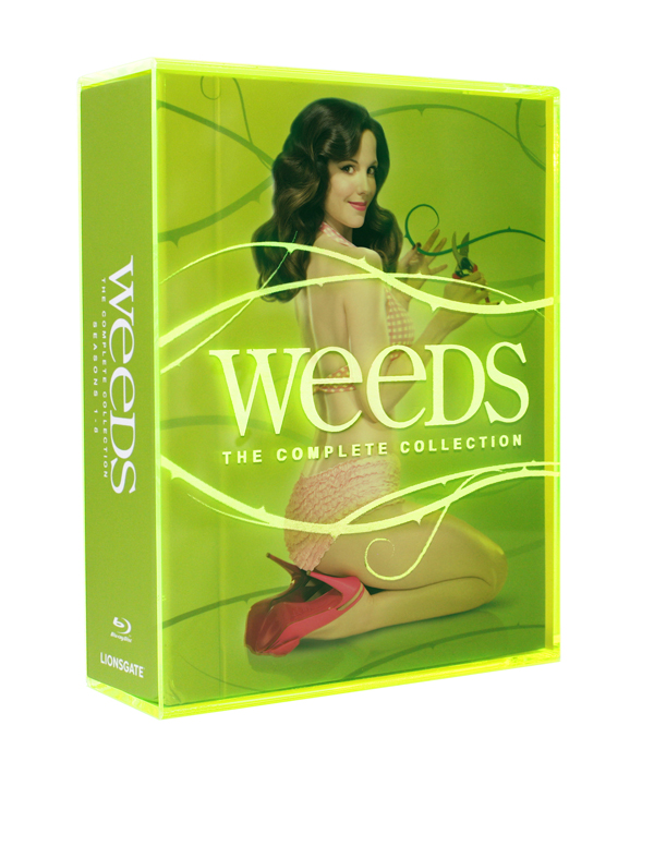 Weeds Complete Series
