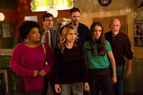 Community - Season 5 Episode 6 - Analysis of Cork-Based Networking