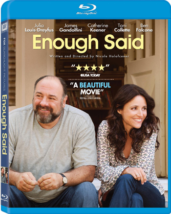 Enough Said Blu-Ray