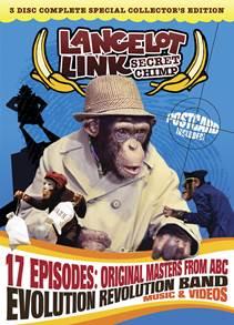 Lancelot Link DVD
