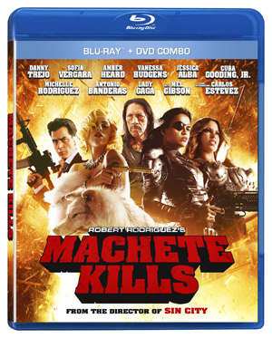 Machete Kills Blu-Ray Canada