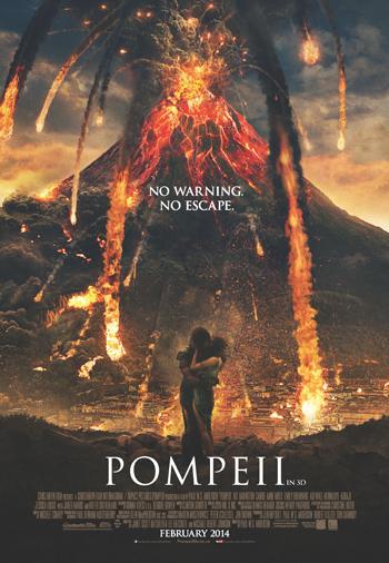 Pompeii One Sheet