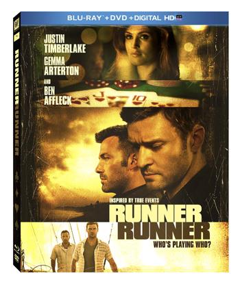Runner Runner Blu-Ray