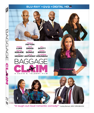Baggage Claim Blu Ray