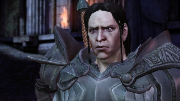 Dragon Age Origins Loghain