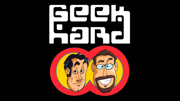 Geek Hard Logo
