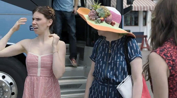 Girls - Season 3 Episode 7 - Hannah Hat