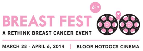 Breast Fest 2014 Logo