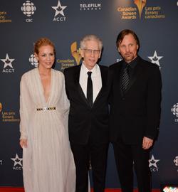 David Cronenberg Viggo Mortensen Maria Bello CSA - F2
