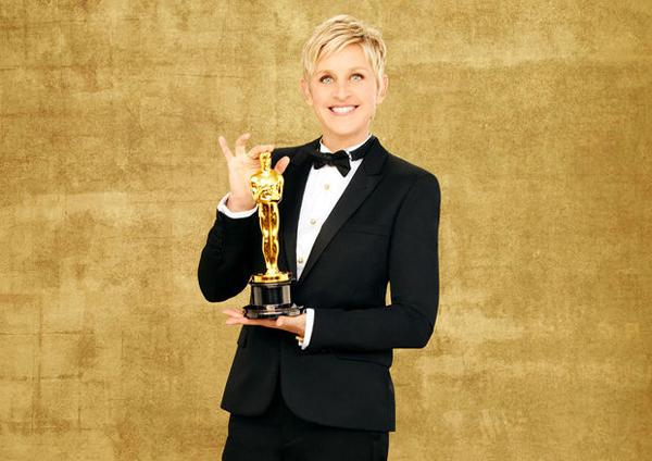 Ellen Oscar Host