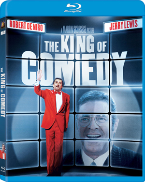 King of Comedy Blu-Ray