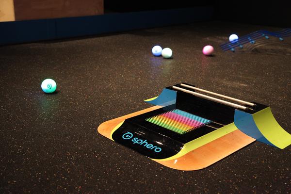 TIFF DigiPlaySpace Sphero