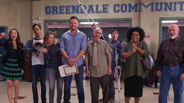 Community Season 5 Episode 13 Group