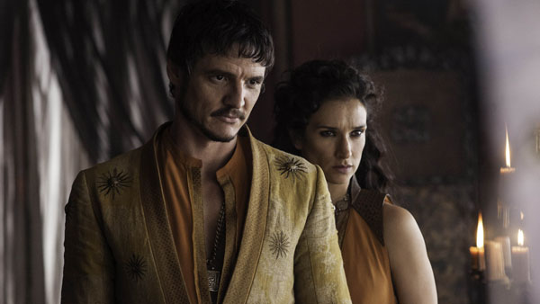 Game of Thrones - Season 4 Episode 1 - Oberyn