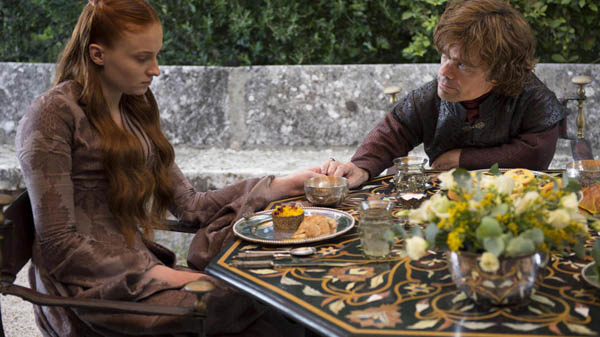 Game of Thrones - Season 4 Episode 1 - Tyrion Sansa