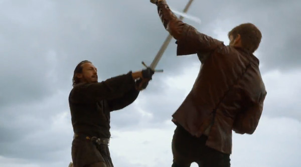 Game of Thrones - Season 4 Episode 2 - Bronn Jaime