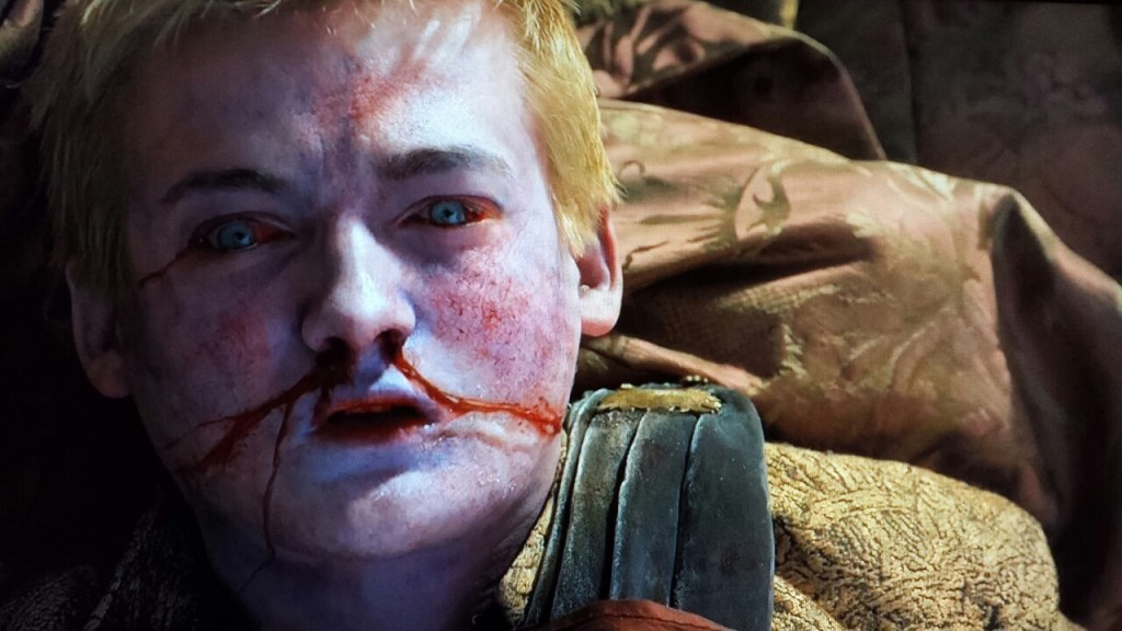 Game of Thrones - Season 4 Episode 2 - Joffrey Dead