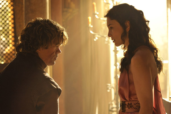 Game of Thrones - Season 4 Episode 2 - Tyrion Shae
