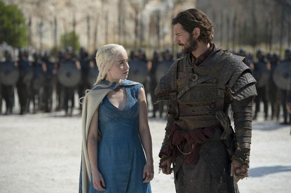Game of Thrones - Season 4 Episode 3 - Dany Daario