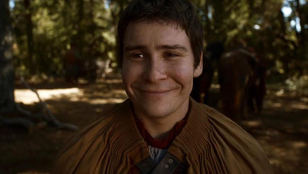 Game of Thrones - Season 4 Episode 4 - Podrick