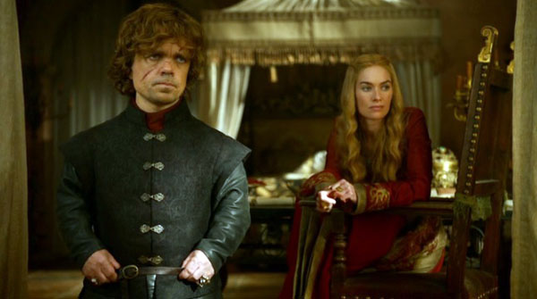 Game of Thrones Tyrion Cersei