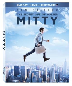 Walter Mitty Blu-Ray