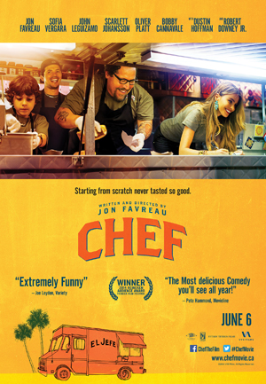 Chef One Sheet
