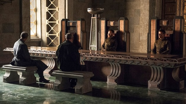 Game o Thrones - Season 4 Episode 6 - Stannis