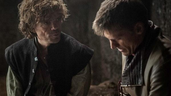 Game of Thrones - Season 4 Episode 7 - Tyrion Jaime