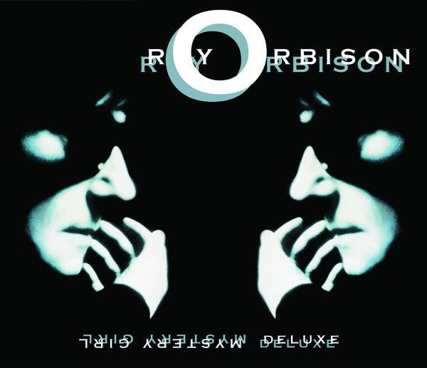 Roy Orbison Mystery Girl Cover Art