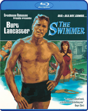 The Swimmer BluRay