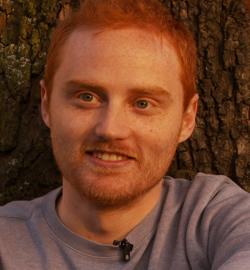 Being Ginger - Scott Harris - F2